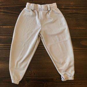 Kids Youth Medium Baseball Softball Pants Bottoms
